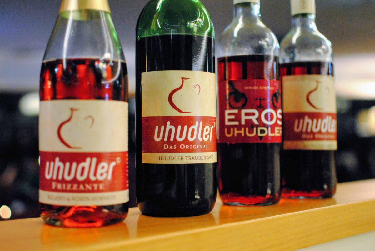 Was ist Uhudler?
